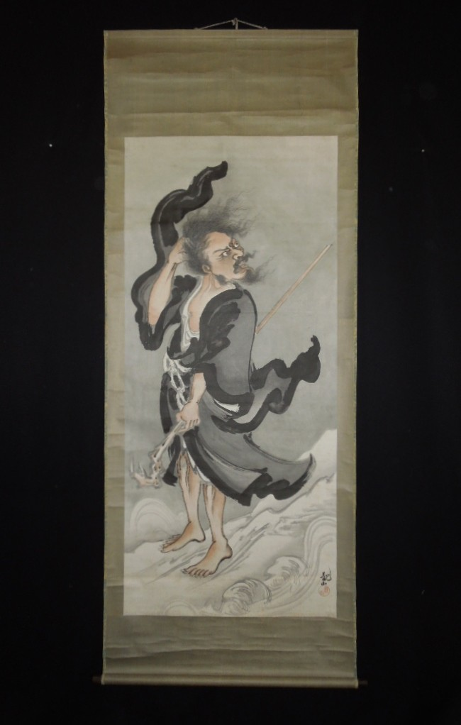 japanese-figure-paintings Hanging Scroll